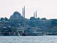 Стамбул мусульманський, європейський і просто туристичний