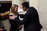 У Раду прийшла весна: депутати цілуються, обіймаються, а комуністи читають про Кличка