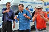 """Луганщина День Незалежності святкує з """"Лєсоповалом"""""""
