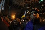 """Блокування Шевченківського райсуду через арешт журналіста """"Дорожнього контролю"""""""