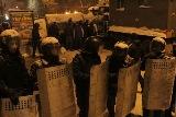 На вулиці Грушевського знесли останню барикаду