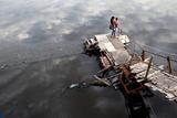 Річка Ріачуело: одне з найбрудніших місць на планеті