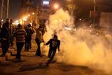 У річницю повалення Мубарака в Каїрі спалахнули заворушення
