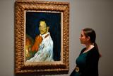 Фото дня. 14 лютого. Самоспалення у Непалі, виставка присвячена творчості Пабло Пікассо у Лондоні та інше