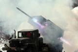 Фото дня. 15 лютого. Південна Корея продемонструвала нові крилаті ракети, виставка скульптур з морського піску в Австралії та інше