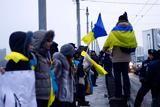 Українці з'єднали береги Дніпра живим ланцюгом