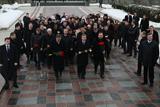 Янукович відзначає День соборності і свободи під посиленою охороною