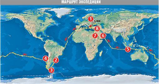 Пропоную поділитися власними планами на майбутнє Marshrut_kupava