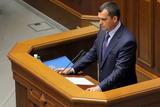 """Засідання Верховної Ради. Кличко """"приміряє"""" урядове крісло та доповідь Захарченка"""