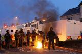 Масові заворушення у Північній Ірландії. Поліція застосувала водомети та пластикові кулі
