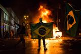 Бразилію охопили багатотисячні акції протесту