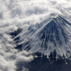 Mount Fuji: The snow-capped stratovolcano spans two prefectures Yamanashi and Shizuoka. It is the highest mountain in Japan, at 12,460 feet, and the 17th Japanese site to be listed as a World Heritage site.