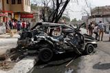 Фото дня. 20 березня. Застосування хімічної зброї у Сирії, серія терактів у Багдаді та інше