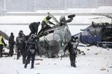 У небі над Берліном зіткнулися два вертольоти. Є жертви