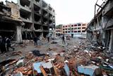 Фото дня. 13 травня. Теракт у Туреччині, виверження вулкану Попокатепетл та інше