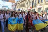 У Києві відбувся марш вишиванок