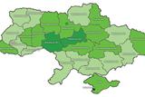 Кількість створених об'єктів природно-заповідного фонду України протягом 2006-2012 років