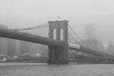 Нью-Йорк у тумані
