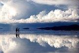 Прогулянки небом. Дивовижні озера Болівії