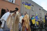 Хресна хода за євроінтеграцію України у Вільнюсі