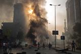 Зіткнення в Єгипті: десятки загиблих та більше двохсот постраждалих