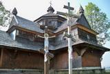 16 дерев'яних церков зі списку Світової спадщини ЮНЕСКО