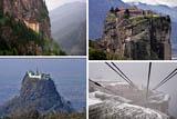 Найбільш важкодоступні монастирі світу