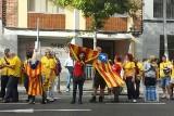 Каталонський шлях: прихильники незалежності утворили 400-км живий ланцюг