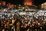 Новорічна ніч на Євромайдані