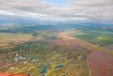 Камчатський край. Кальдера вулкану Узон