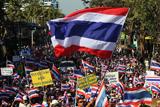 Фото дня. 13 січня. Антиурядові демонстрації у Бангкоку, антимайдан у Маріїнському парку та інше