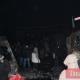Згодом силовики зупинилися біля спалених напередодні автомобілів.