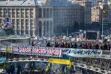 Народне Віче на Майдані та барикади на Грушевського