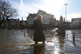Лондон та його околиці затопило