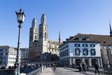 Цюріх. Туристичний центр Швейцарії