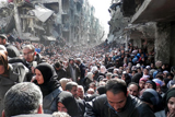Сирія: три роки війни