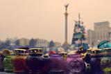 Весна на Майдані: дощ, дим і пам'ять про героїв