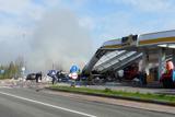 На Київщині вибухнула АЗС. Є жертви