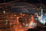 """""""Ракетна війна"""" на Великдень у Греції"""