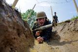 Тренування курсантів Військово-морської академії США