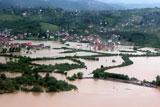 Найпотужніша за 120 років повінь затопила Сербію
