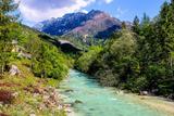 Річка Соча, одна з найкрасивіших річок Європи