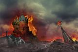 Мегаполіси після глобальної війни. Погляд художника Міхала Зака