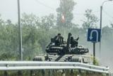 Фото дня. 20 червня. Російські танки у Донецькій області, відновлення Майдану