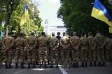 """""""Донбас"""" прийшов до офісу Порошенка вимагати зупинити перемир'я"""