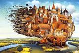 Картини-загадки польського художника Яцека Ковальського
