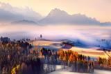Пейзажі та дивовижна природа Швейцарії