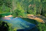 «Жовта Долина Дракона». Живописний заповідник Хуанлун у Китаї