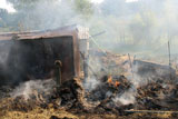 Артилерійским ударом з території Росії повністю знищили українське село
