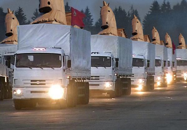 Именно Международный Комитет Красного Креста координирует доставку гуманитарной помощи для жителей Луганска, - Баррозу - Цензор.НЕТ 5607